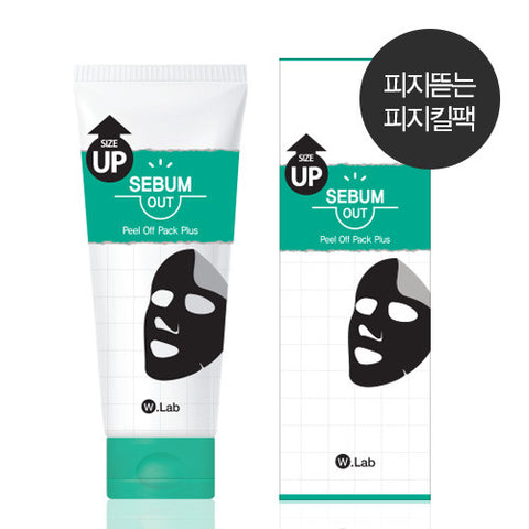 W.Lab - Sebum Out Peel Off Pack 100ml
