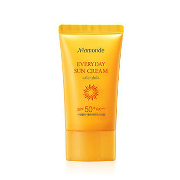 Mamonde - Calendula Everyday Sun Cream Spf50+ Pa+++ 50ml