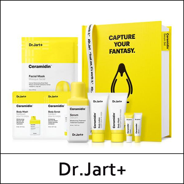 Dr. Jart+ Ceramide Fantasy Serum Set