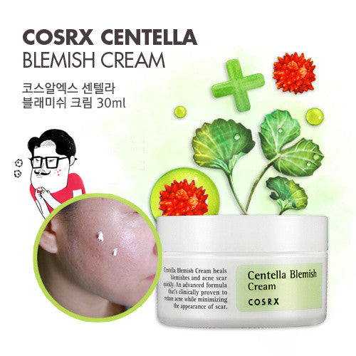 Cosrx - Centella Blemish Cream 30ml
