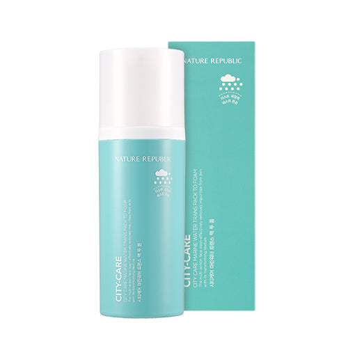 Nature Republic - City Care Marine Water Transpack To Form 100ml