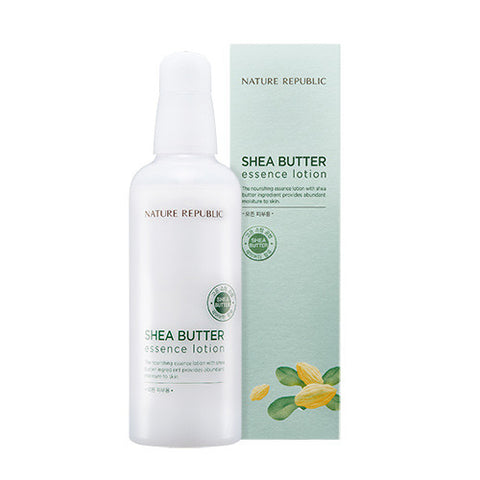 Nature Republic - Shea Butter Essence Lotion 120ml
