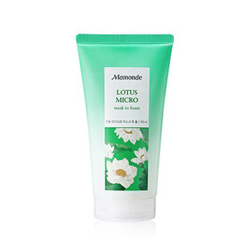 Mamonde - Lotus Micro Mask To Foam 150ml