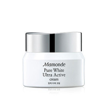 Mamonde - Pure White Ultra Active Cream 50ml