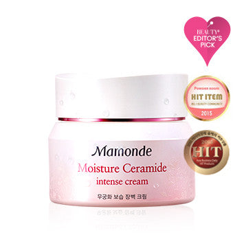 Mamonde - Moisture Ceramide Intense Cream 50ml