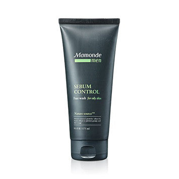 Mamonde - Men Sebum Control Face Wash 175ml