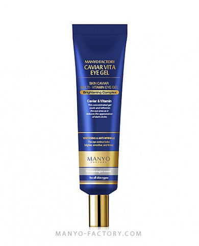 Manyo Factory - Caviar Vita Eye Gel 30ml