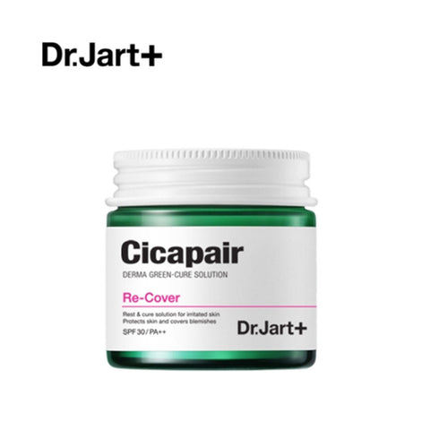 Dr. Jart+ - Cicapair Derma Green Cure Solution Recover Cream 50ml