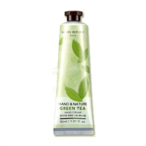 Nature Republic - Hand & Nature Hand Cream 30ml