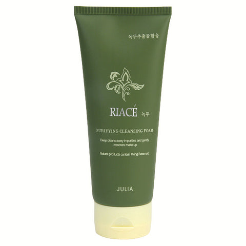 Julia - Riace Mung Bean Purifying Cleansing Foam 170g