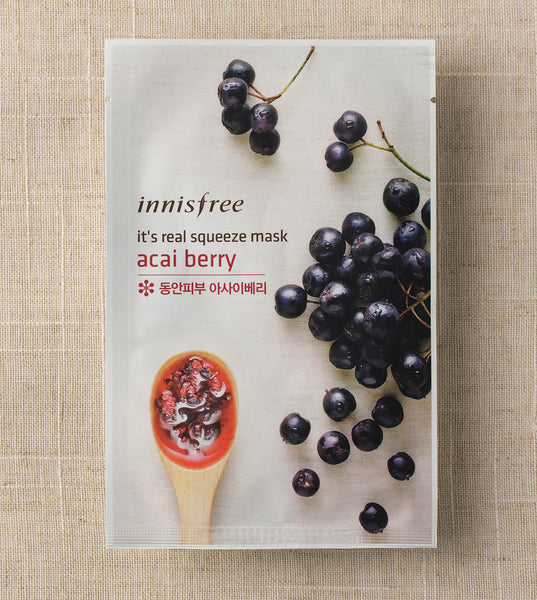 Innisfree - It's Real Squeeze Mask 20ml