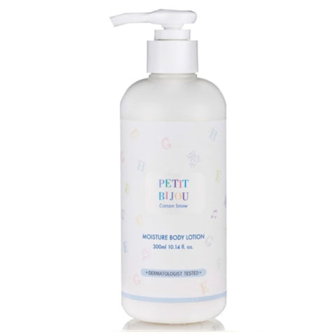 Etude House - Petit Bijou Cotton Snow Moisture Body Lotion 300ml