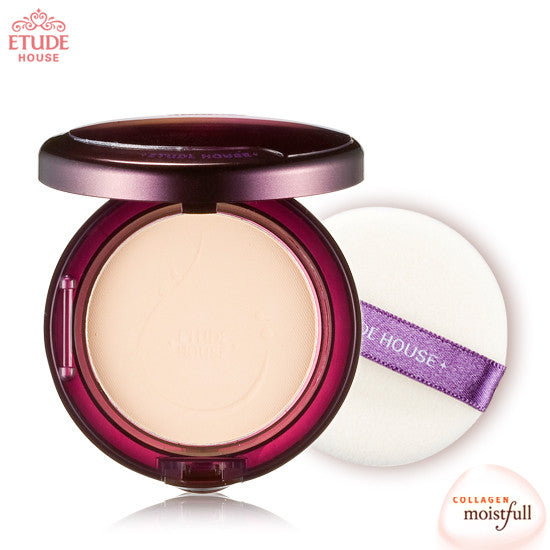 Etude House - Moistfull Collagen Essence In Pact 12g
