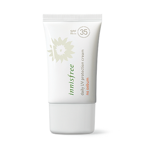 Innisfree - Daily UV Protection Cream No Sebum SPF35 PA+++ 50ml