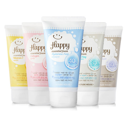 Etude House - Happy Essential Foam 150ml