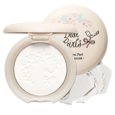 Etude House - Dear Girls Oil Control Pact 8g