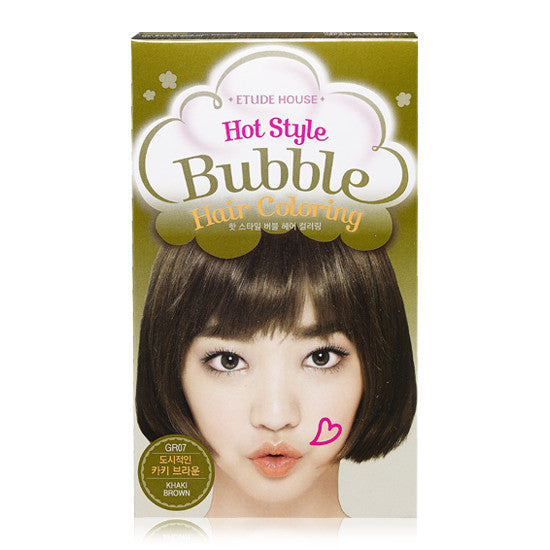 Etude House - Hot Style Bubble Hair Coloring