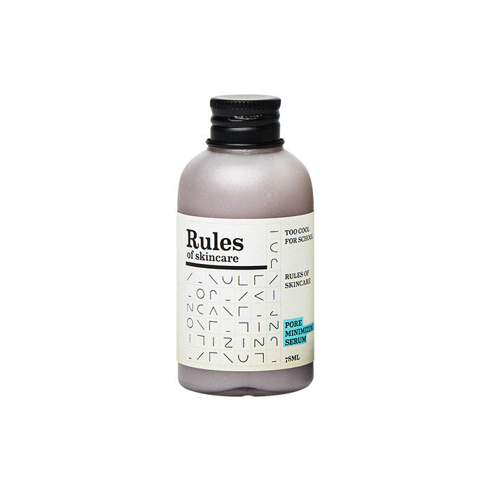 too cool for school - Rules Pore Minimizing Serum 78ml