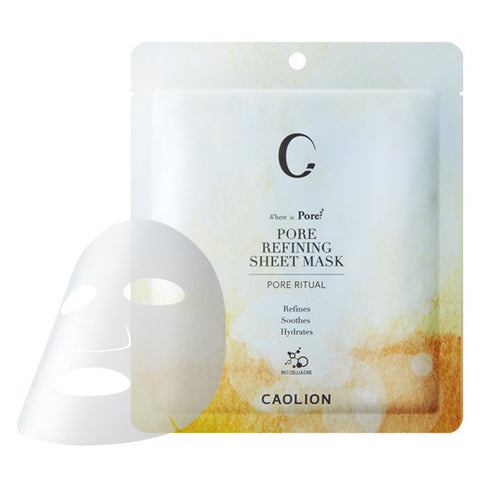 Caolion - Pore Refining Sheet Mask