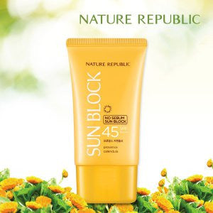 Nature Republic – Provence Calendula Daily Sun Block 57ml