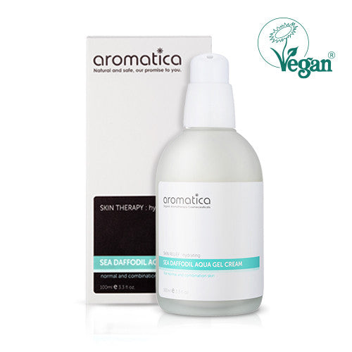Aromatica - Sea Daffodil Aqua Gel Cream 100ml