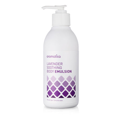 Aromatica – Lavender Soothing Body Emulsion 300ml