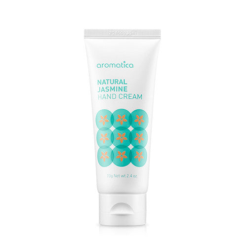 Aromatica - Natural Jasmine Hand Cream 35ml