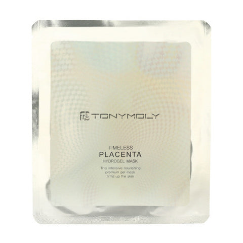 Tony Moly - Timeless Placenta Hydrogel Mask 30gx 3ad