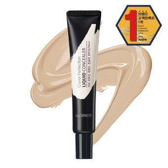 The Saem - Cover Perfection Liquid Concealer 15ml