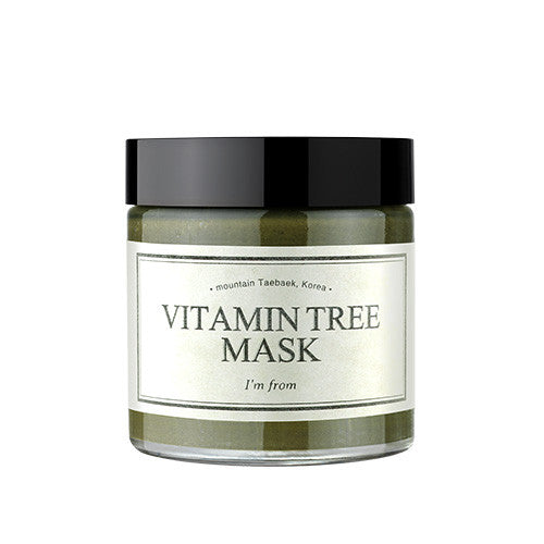 I'M From - Vitamin Tree Mask 110gr