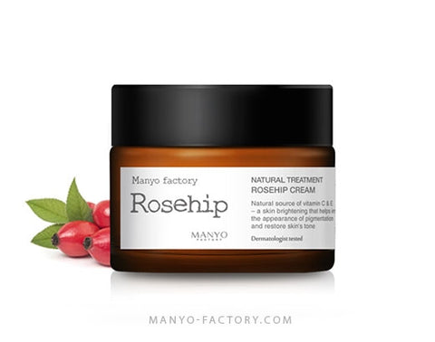 Manyo Factory - Rosehip Cream 50ml