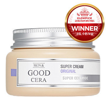 Holika Holika - Skin & Good Cera Super Cream [Glow Pick Selection Gift Set] 60ml