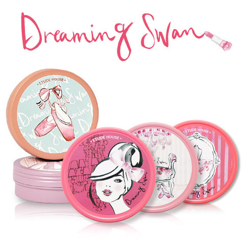 Etude House - Dreaming Swan Eye And Cheek 9g