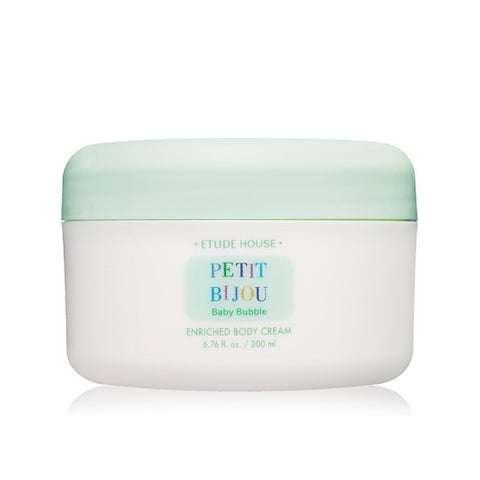 Etude House - Petit Bijou Enriched Body Cream 200ml