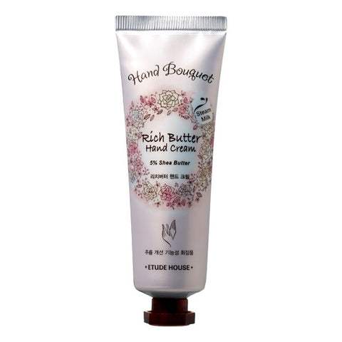 Etude House - Hand Bouquet Rich Butter Hand Cream 50ml