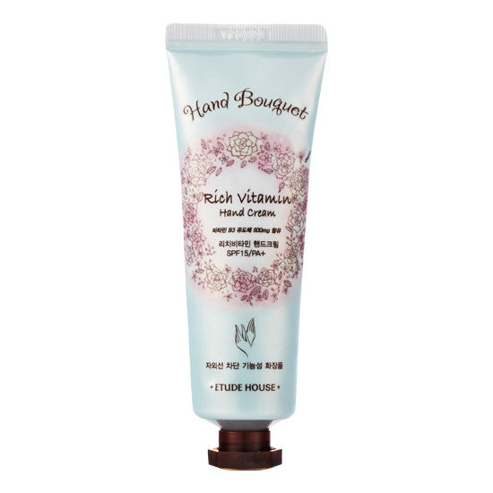 Etude House - Hand Bouquet Rich Vitamin Hand Cream 50ml