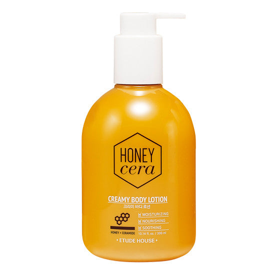 Etude House - Honey Cera Creamy Body Lotion 300ml