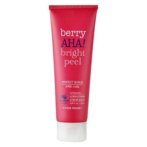 Etude House - Berry Aha Bright Peel Perfect Scrub 120ml