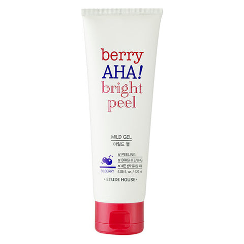 Etude House - Berry Aha Bright Peel Mild Gel 120ml