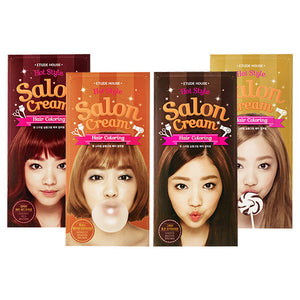 Etude House - Hot Style Salon Cream Hair Coloring