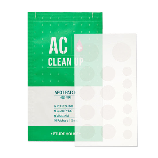 Etude House - Ac Clean Up Patch  x 5paket