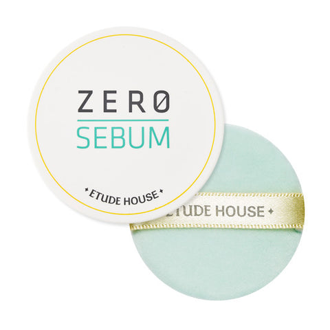 Etude House - Zero Sebum Drying Powder New 6g