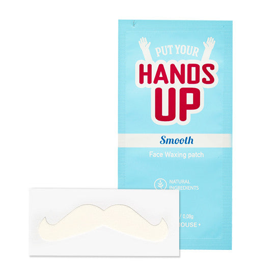 Etude House - Put Your Hands Up Smooth Face Waxing Patch 10lu