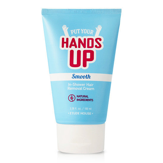 Etude House - Put Your Hands Up Smooth In-Shower Hair Removal Cream 100ml