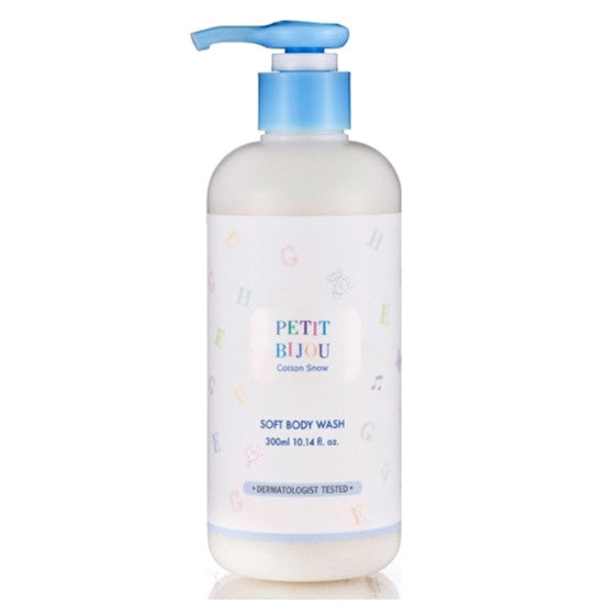 Etude House - Petit Bijou Cotton Snow Soft Body Wash 300ml