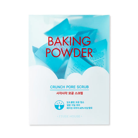 Etude House - Baking Powder Crunch Pore Scrub 7gx