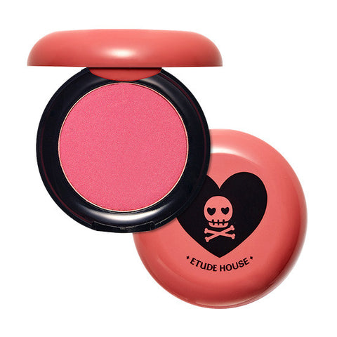 Etude House - Pink Skull Cream Blusher 6g