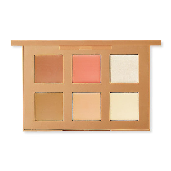 Etude House - Personal Color Contouring Palette_Cream