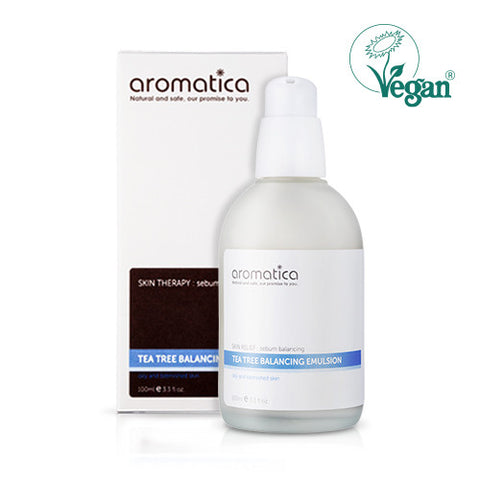Aromatica - Tea Tree Balancing Emulsion 130ml