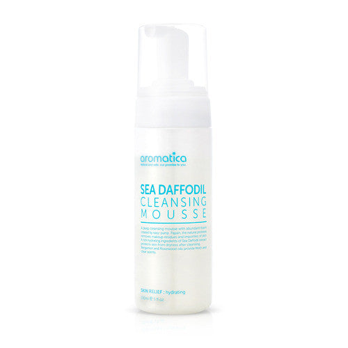 Aromatica - Sea Daffodil Cleansing Mousse 150ml